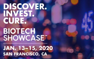 OXIDIEN PHARMACEUTICALS TO PRESENT AT BIOTECH SHOWCASE™ 2020 IN SAN FRANCISCO